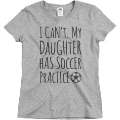 This Mom's Daughter Has Soccer