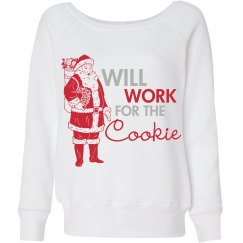 Will Work For the Cookie
