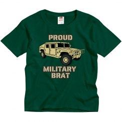 Army Camo Youth