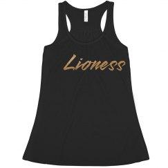 Lioness Tank