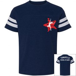 Yanarella Youth Varsity Tee