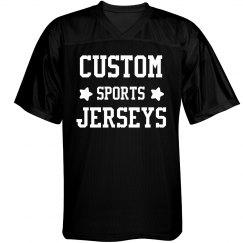 Create your Own Custom Sports Jerseys