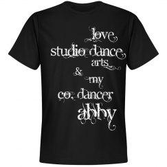 Dancer Love Tee