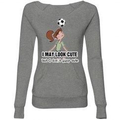Tough Soccer Girl