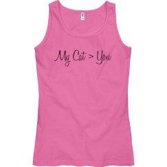 My Cat Over You
