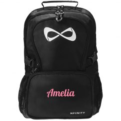 Amelia personalized bag