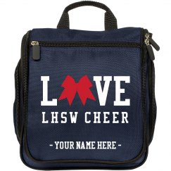 LHSW Cheer Makeup Bage
