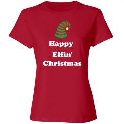Happy Elfin' Christmas