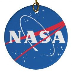 NASA Ornament
