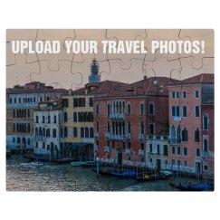 Custom Travel Photo Memorabilia