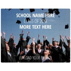 Custom Graduation Photo Memory