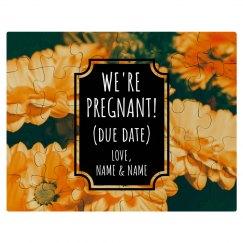 Cute Pregnancy Announcement Gift