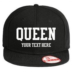 Custom Queen Girlfriend Gift