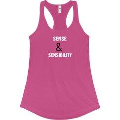 Sense & Sensibility Tank