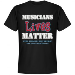 Musician T Shirt