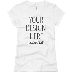 Create Custom Group Tees for Everyone!