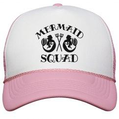 Mermaid Squad Hat