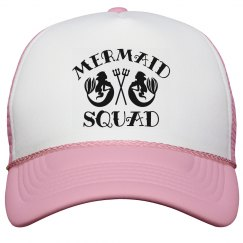 Mermaid Squad Hat