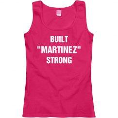 Martinez strong