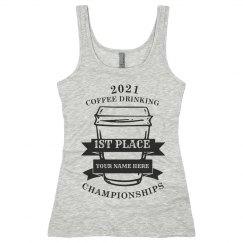 Coffee Championships Custom