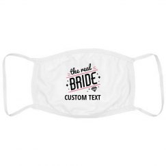 The Real Bride Bachelorette Mask