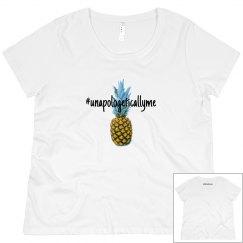 Pineapple girl
