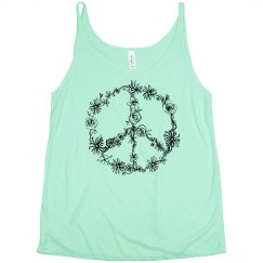 Peace. Love. Spring