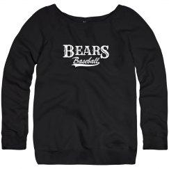 Ladies Boat Neck Sweatshirt