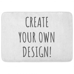 Create A Custom Bath Mat!