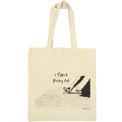 I Support Pulling Out - Bargain Tote Bag