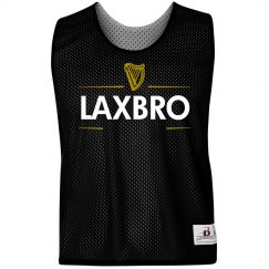 Guinness Lax Bro Lacrosse Pinnie