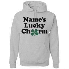 Lucky Charm St Patty's Hoodie