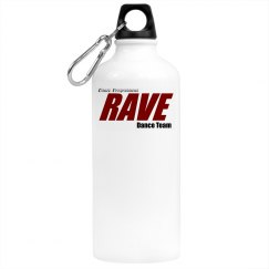 RAVE Aluminum H2O Bottle