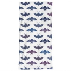 Batty All Over Print Pattern