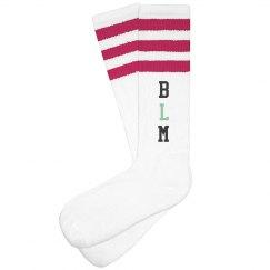 BLM Socks Mint