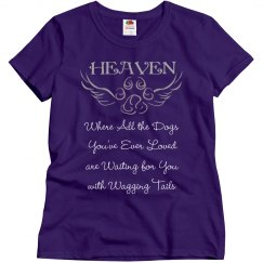 Dog Heaven T-Shirt