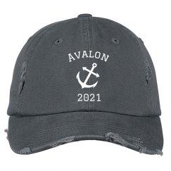 Avalon cap