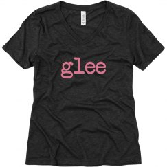 For those in the glee club