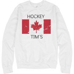canada hockey & tim's