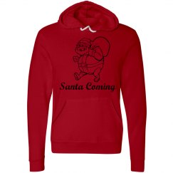 Christmas Hoodies Santa