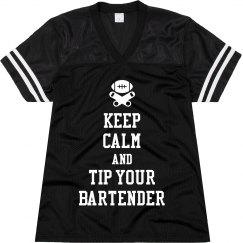 Keep Calm Tip Bartenders