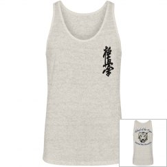 Jersey Tank with Kanji and Logo