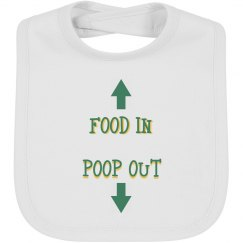 Food In Poop Out