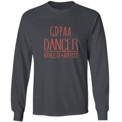 GDPAA Long Sleeve Gray T-shirt