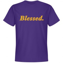 Blessed Period Shirt