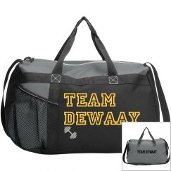 Team Gym Bag
