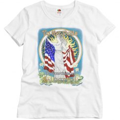 MOUSIE Liberty Tee Shirt- Ladies