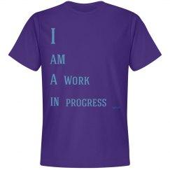 i am a work in progress