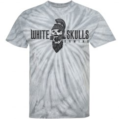 White Skulls Gaming Swirl Shirt