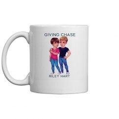 Giving Chase mug